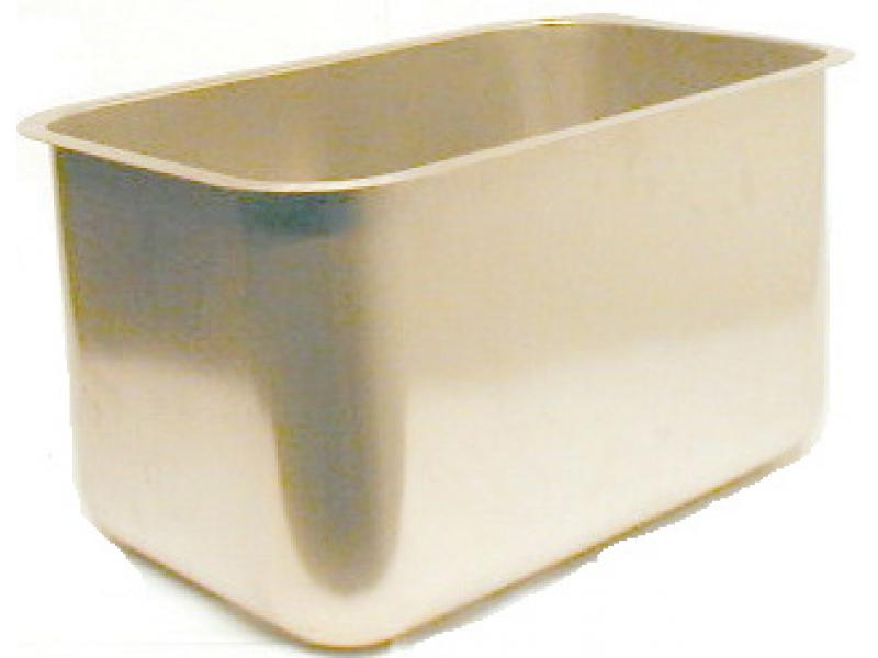 Spülbecken 500 x 300 mm, 300 mm tief, 98,50 €, Bode Armaturen ~ Spülbecken Tief