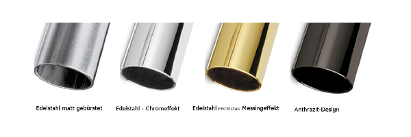 Messing-Design