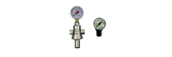 Wasserdruckregler