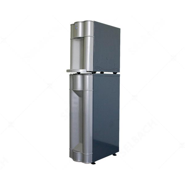 Tafelwasserdispenser Tafelwassergerät Selbach CT 30 Poseidon mit Unterschrank