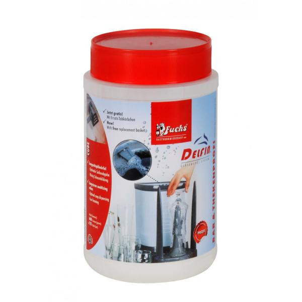 Reinigungswürfel Langzeitspülwürfel Gläserspültabletten Gläserspülgeräte 125 Stk