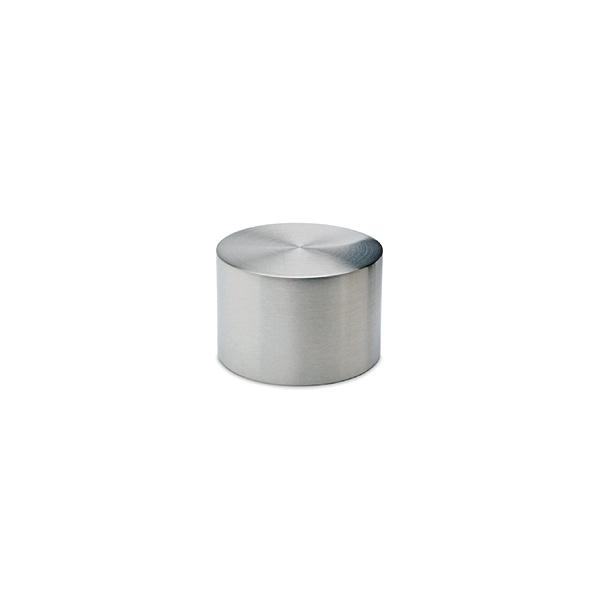 Endkappe Chrom Design für 38,1 mm Rohr