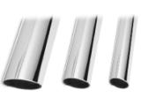 Chrom Effekt Rohr hochglanzpoliert 38,1 mm im Zuschnitt