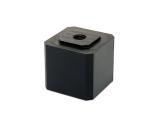Pfropfen Kunststoff für Vierkantrohr 35 mm