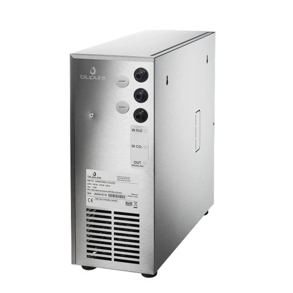 Blupura InstaFizz Warmkarbonator zur Herstellung von Sprudelwasser