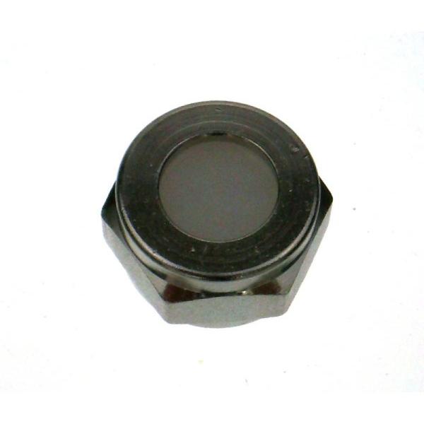 Blinddichtung Verschlussdichtung Polyäthylen hell 20x4mm für 5/8 Verschraubung