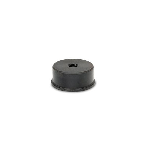 Endkappe für 19, 25,4, 38,1 oder 50,8 mm Rohre