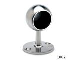 Rohrendhalter Edelstahl für 25,4, 38,1, oder 50,8 mm...
