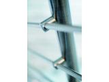 Messing-Effekt Stab 10 mm in Längen 2500 mm