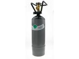 Stickstoff Flasche mit Füllung 2 Liter