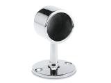 Rohrendhalter Chrom für 19, 25,4, 38,1 oder 50,8 mm...