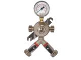 Zwischendruckregler Druckminderer Druckregler Druckminderventil 2-leitig 3 bar