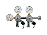 CO2 Kombi Druckregler Druckminder Ventil mit...