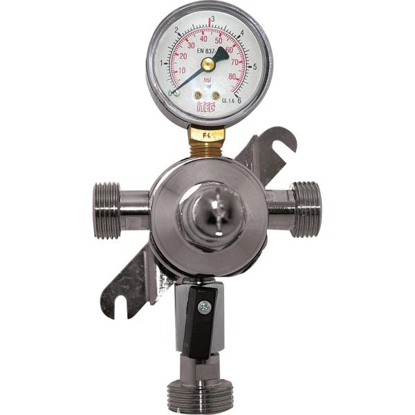 Zwischendruckregler Druckminderer Druckregler Druckminderventil 1-leitig 3 bar