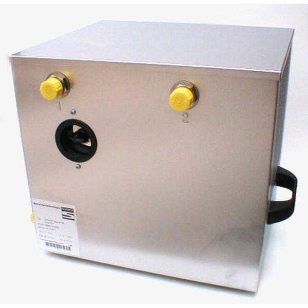Untertheken Bierkühler Zapfanlage Bierzapfanlage Trockenkühler 35 Liter/h