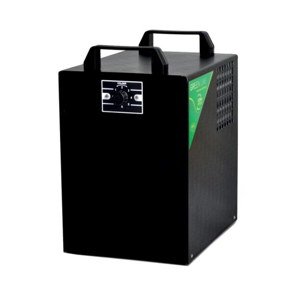 Tafelwassergerät Karbonator für Sprudelwasser Trockenkühler PYGMY 25 Green Line