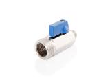 Absperrhahn Reduzierventil - 1-leitig - AG 1/4 Zoll x AG...
