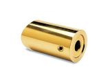Abstandhalter flach Messing Design für Rohr 38,1 mm