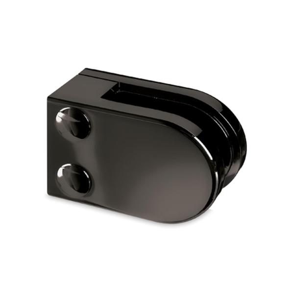 Glasklemme flach Modell 27 - Anthrazit-Design