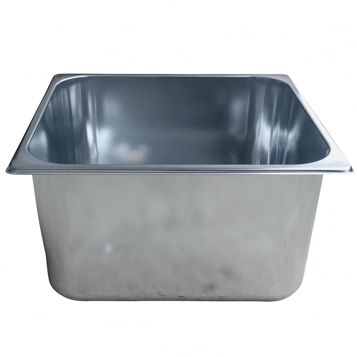 Spülbecken 330 x 300 mm, 200 mm tief ~ Spülbecken In Arbeitsplatte Einlassen