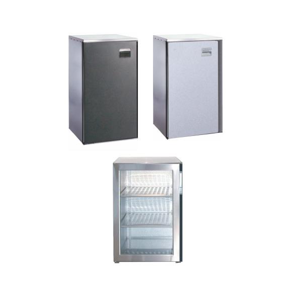 Getränketheke Kühltheke Bauteil ohne Kältesatz MiniMax - 636mm breit - 520mm tief