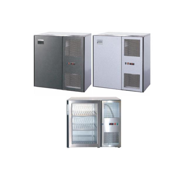 Getränketheke Kühltheke Unterbaukühlung MiniMax - 986mm breit - 520mm tief