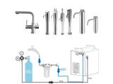 Tafelwassergerät Untertisch 25 L mit Kühlung...