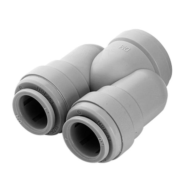 Umkehrbogen Steckverbinder aus Acetal für Schläuche & Rohre