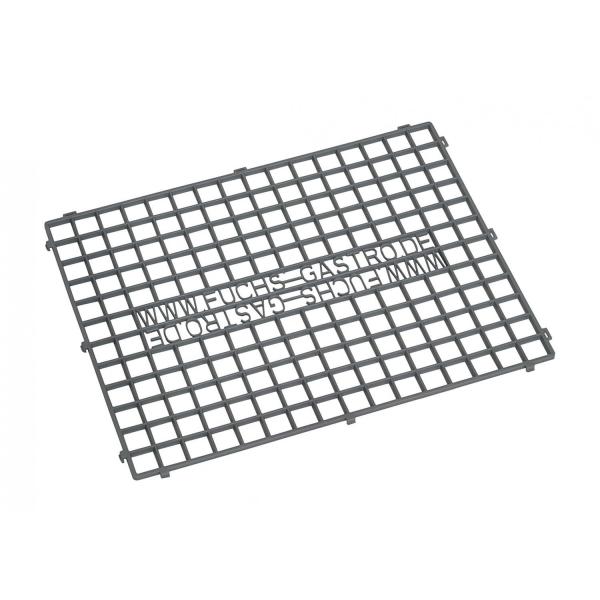 Gläserabtropfmatte Abtropfmatte Barmatte zusamensteckbar 40x30cm