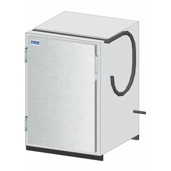 Getränketheke Kühltheke Bauteil ohne Kältesatz Vario - 710mm breit - 650mm tief