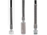 CO2 Hochdruckschlauch Micro Matic - Anschluss W 21,8 x 1 1/4 Zoll
