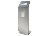 Tafelwasserdispenser Tafelwassergerät mit 10,2 Zoll...