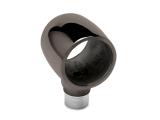 Kugel Rohrverbinder Anthrazit Design für 25,4 und...