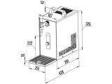 Bierkühler mobile Zapfanlage Bierzapfanlage 35 L/h...