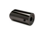 Abstandhalter flach Anthrazit Design für unsere 19,0 mm 25,4 mm oder 38,1 mm Rohre