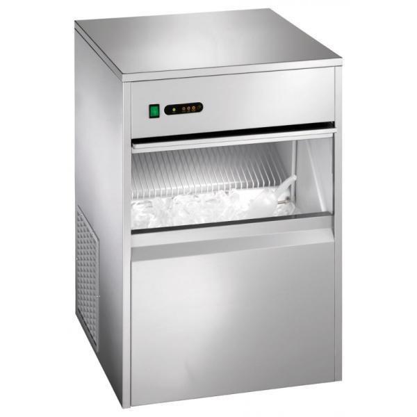 Eiswürfelbereiter Eiswürfelmaschine mit Luftkühlung 398 x 510 x 608 mm