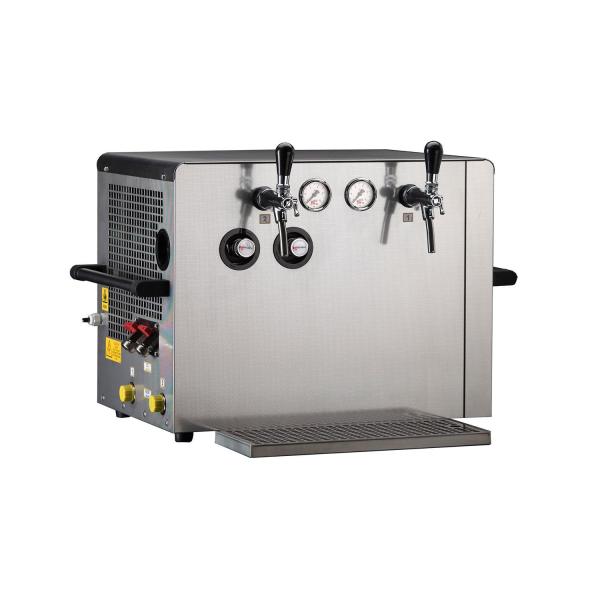 Verwendungsfertige Schankanlage DRYXL2R 2-ltg 138 Liter/h Sachkundebescheinigung