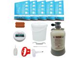 Reinigungsbehälter Reinigungsset - KEG Flach Typ A -...