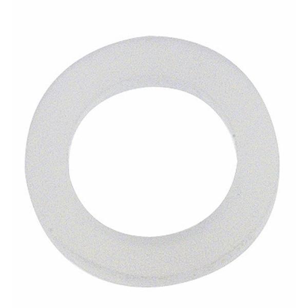 PVC Dichtung Ringe glasklar - 13x18x3mm - für 1/2 Zoll Verschraubung