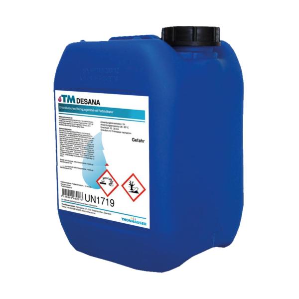 Thonhauser TM DESANA Reinigungsmittel Desinfektionsreiniger Reinigungskonzentrat