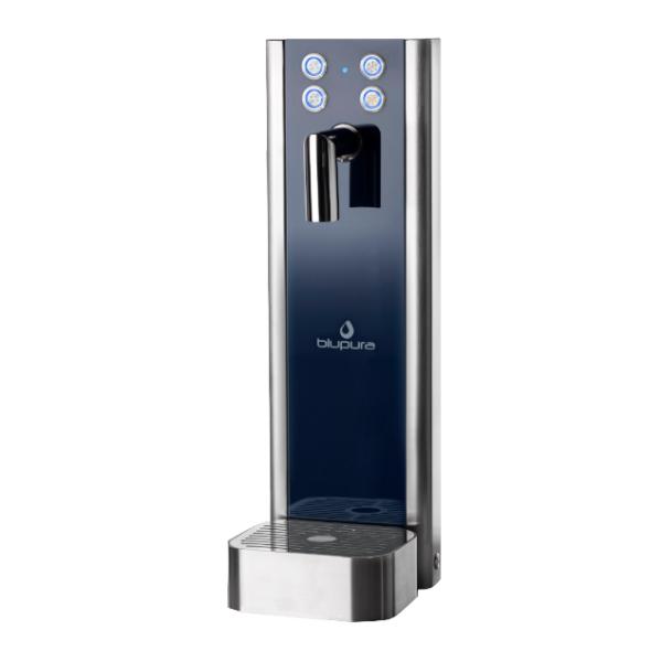 Wasserspender Schanksäule blupura Bluglass Tower ONE