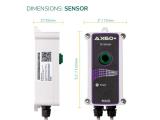 Analox AX60+ Erweiterungsset Kohlendioxid CO2 Sauerstoff O2
