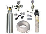 Anschlußpaket Tafelwassergeräte 8mm mit AS mit...