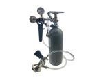 Zapfanlage 1-ltg SET Bierschlauch 5/8 Zoll KEG Flach Typ...