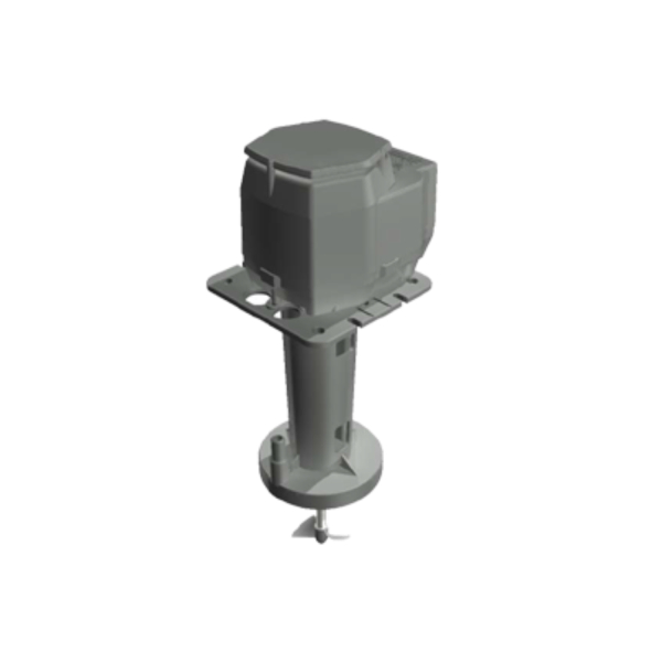 Samec Saber Rührwerksmotor mit Pumpe