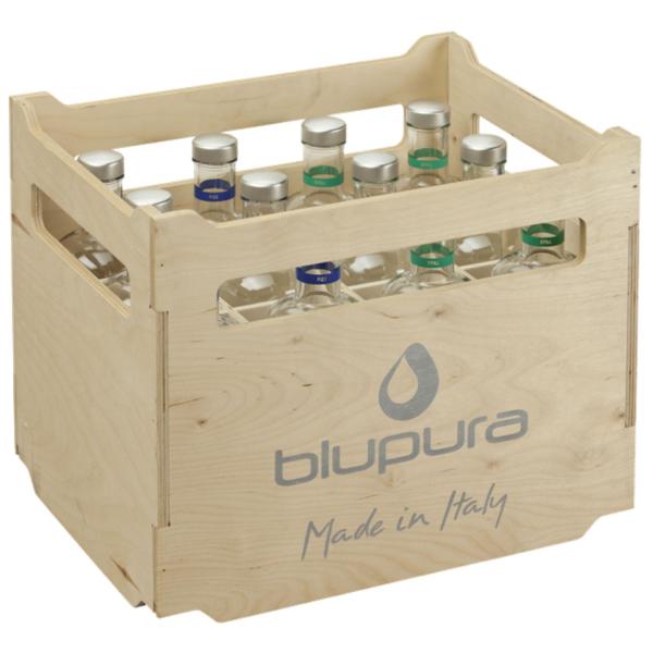 Wooden Box - blupura - Holzkiste