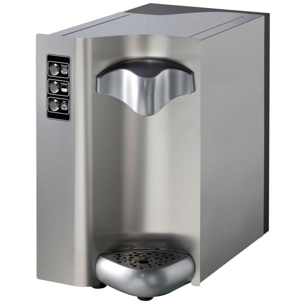Tafelwassergerät Wasserzapfanlage Trinkwasser Sprudelwasser blupura Wave I.T. fizz