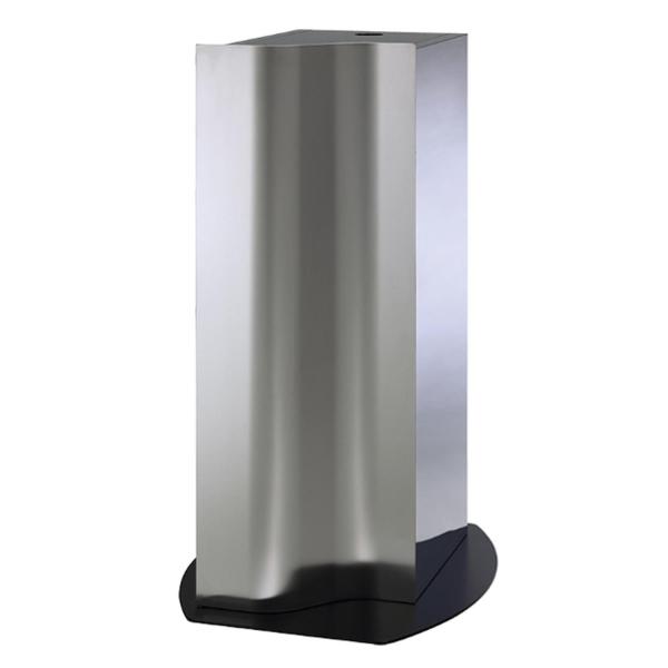 Unterschrank blupura für Tafelwassergerät Wave Curved - 510x606x904mm