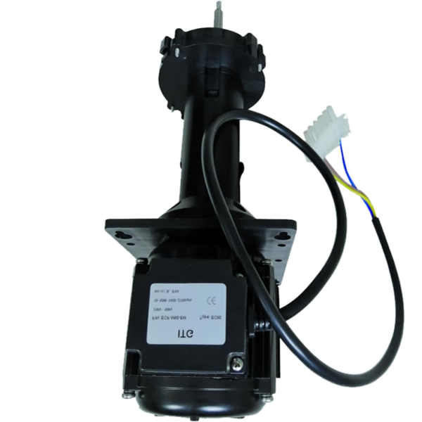 Rührwerksmotor mit 5m Pumpe ohne Rührwerksflügel, Kondensator 1,5 µF