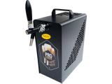 Bierkühler Bierzapfanlage schwarz 30 Liter/h KOMPLETTSET - 5/8 Zoll Gewinde